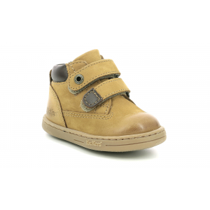 Kickers TACKEASY CAMEL MARRON PERM