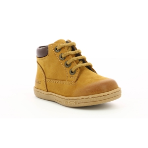 Kickers TACKLAND CAMEL MARRON